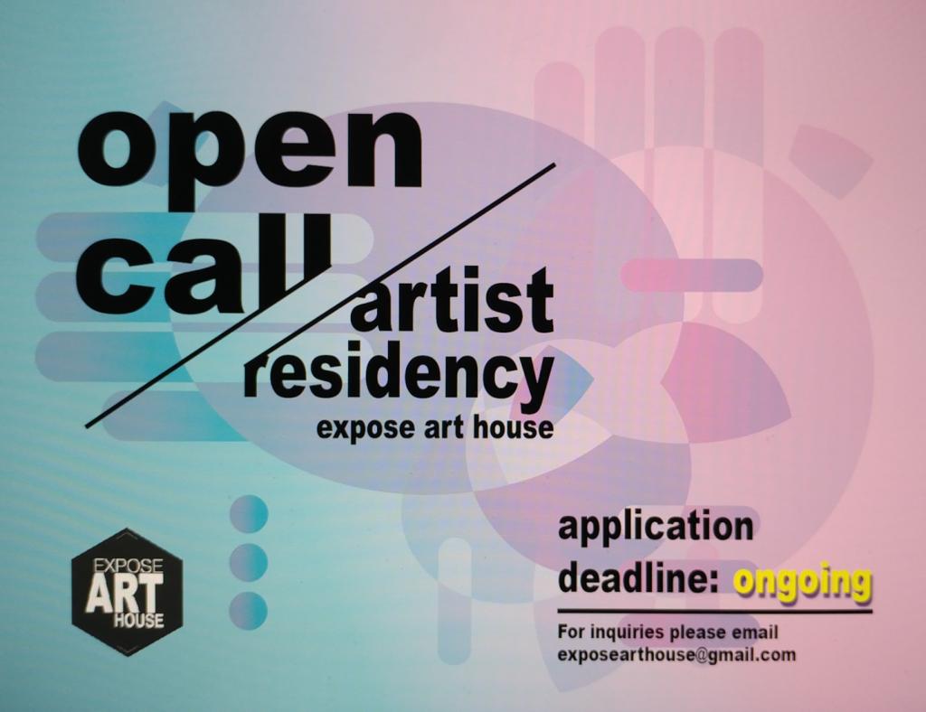 Expose Art House Residency